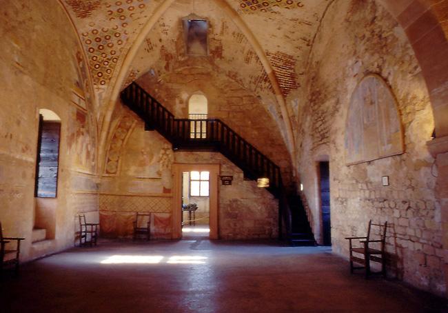 Rocca Borromeo, Sala di Giustizia