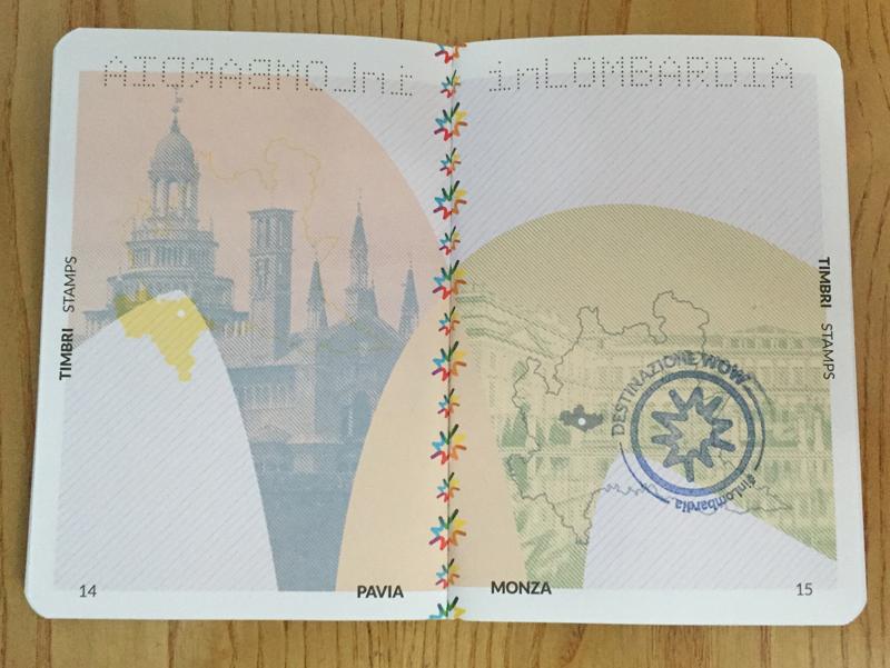 Passaporto inLombardia